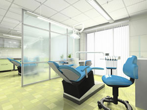 רופא שיניים, מרפאת שיניים, מרפאות שיניים