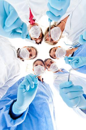 רופא שיניים, רפואת שיניים